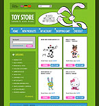 webdesign : toys, outdoor, order