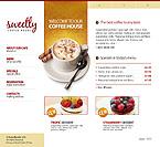 webdesign : coffee, selecting, sales