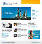 webdesign : industrial, support, catalogue