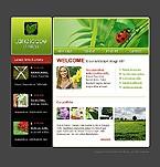 webdesign : landscape, company, clients