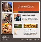 webdesign : events, cozy, modern