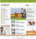webdesign : children, health, advices