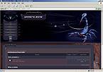 webdesign : equipment, gamer, pc