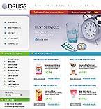 webdesign : pills, cure, nature