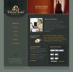 webdesign : exotic, cozy, reservation