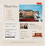 webdesign : events, room, private