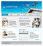 webdesign : clergyman, archive, support