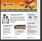 webdesign : trucking, safety, exportation