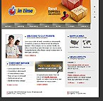 webdesign : vehicle, shipment, standards