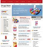 webdesign : drugs, cure, medicaments