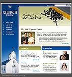 webdesign : church, choir, God