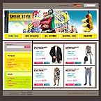 webdesign : denim, socks, pullover