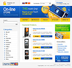 webdesign : Nokia, products, high