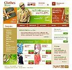 webdesign : clothes, bag, tie