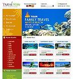 webdesign : store, vacation, Hawaii