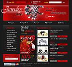 webdesign : art, pendant, ear-ring