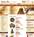Christmas Web Design Ideas