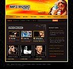 webdesign : portal, download, singers