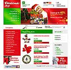 webdesign : Claus, flower, decoration