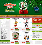 webdesign : store, toys, holographic