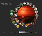 webdesign : portfolio, landscape, animals