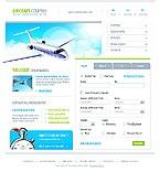 webdesign : destination, stewardess, location