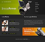 webdesign : technology, computers, biotech