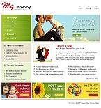 webdesign : hearth, care, information