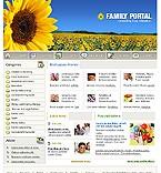 webdesign : portal, happiness, psychology
