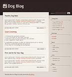 webdesign : blog, links, feed