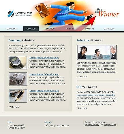 webdesign : Big, Screenshot 14120
