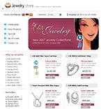 webdesign : jewelry, shooping, metal