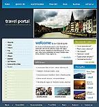 webdesign : travel, beach, exploration