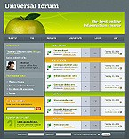 webdesign : universal, topic, faq