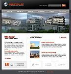 webdesign : construction, work, services
