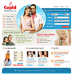 webdesign : happiness, sweetheart, information