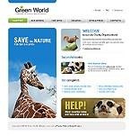 webdesign : staff, tigers, preservation