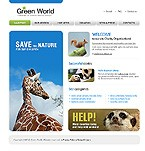 webdesign : panda, relief, clean