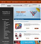 webdesign : nutrition, online, herbal