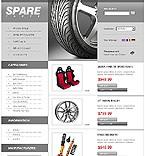 webdesign : dashboard, Mobil1