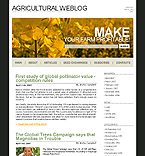 webdesign : agriculture, post, posts