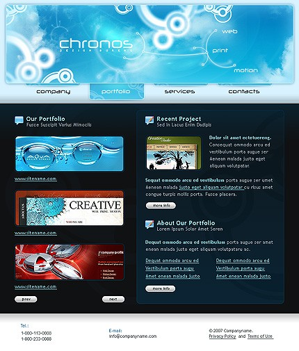 webdesign : Big, Screenshot 14999