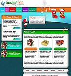webdesign : gifts, decoration, joy