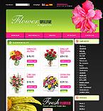 webdesign : flower, engagement, tulip