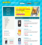 webdesign : online, phones, accessories