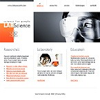 webdesign : services, aviation, space