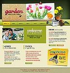 webdesign : landscape, planting, topics