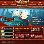 webdesign : casino, fortune, cashier