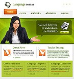 webdesign : classes, learning, TOEFL