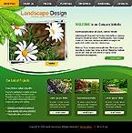webdesign : herb, bamboo, fern